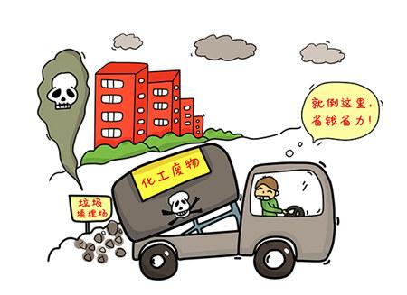 太爽气!染料油墨公司自愿承担环境损害赔偿35万!