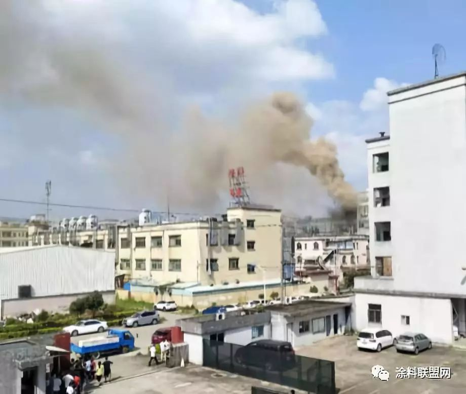 祸不单行!四小时内两广相继发生爆炸、火灾!化工企业该怎么做?
