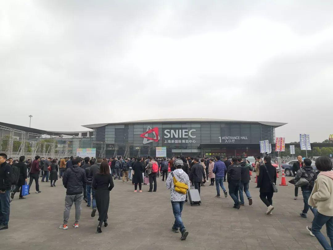 年度盛事!2019中国国际涂料展18日于上海正式开幕!
