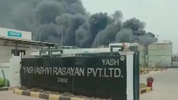 突发!印度一化工厂锅炉爆炸 已致5人死亡近40人受伤